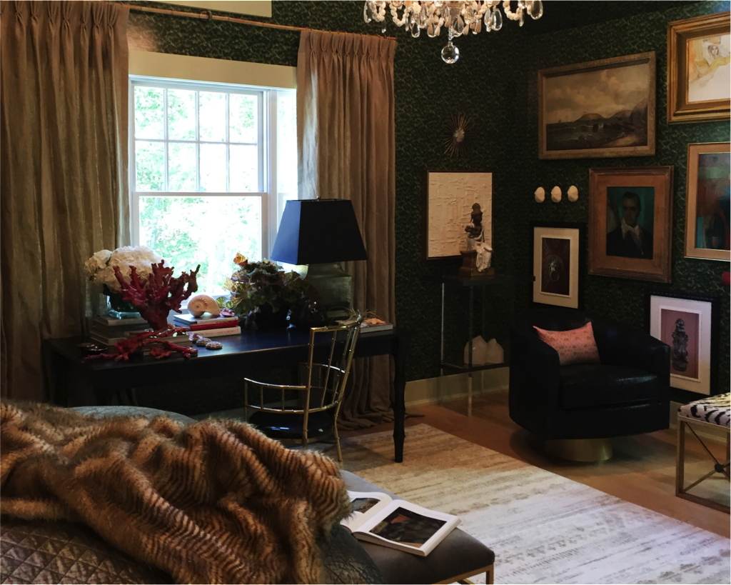 The Hamptons Designer Showhouse 2015 Dwayne Clark