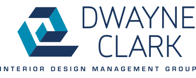 Dwayne Clark Interior Design Management Group Retina Logo